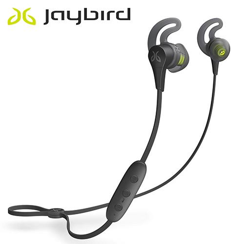 【Jaybird】X4 Sport 藍牙無線運動耳機 (金屬黑)