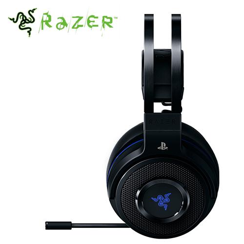 【Razer 雷蛇】Thresher for PS4 戰戟鯊兩用耳機麥克風