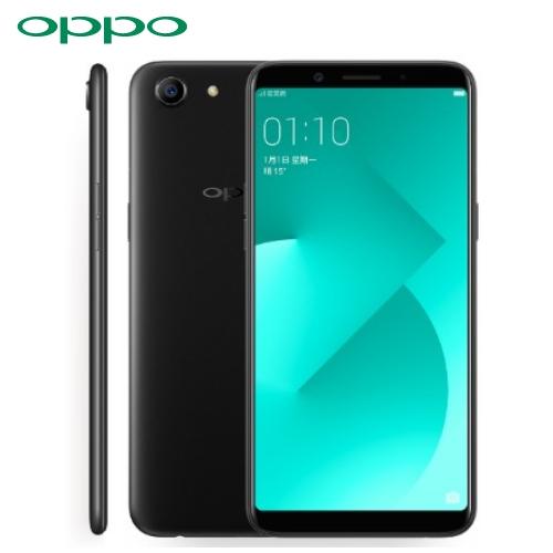 OPPO A75 32G 6吋八核雙卡自拍美顏機 黑色