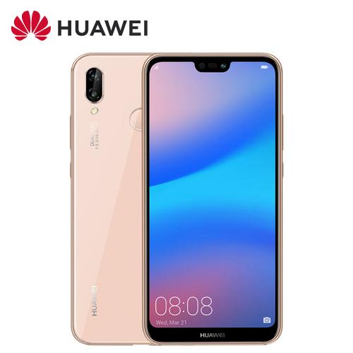 【Huawei 華為】nova 3e (4G/64G)八核心自拍美顏雙卡機 櫻語粉