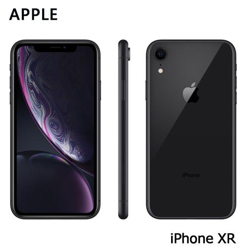【Apple】iPhone XR 64G 6.1吋智慧型手機 黑色