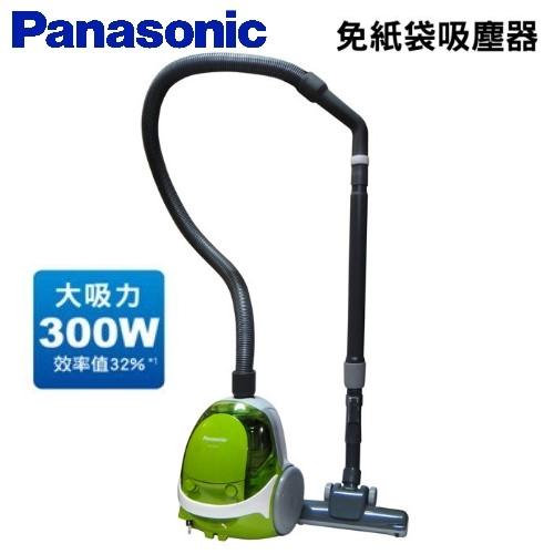 Panasonic國際牌雙旋風無紙袋集塵式吸塵器 MC-CL630