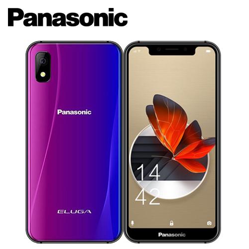 【Panasonic  國際牌】ELUGA Y Pro (4G/64G) 雙卡智慧手機 絢光紫