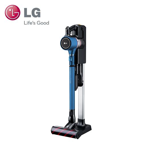 【LG 樂金】CordZero A9+ 手持無線吸塵器 星艦藍 (A9PBED)
