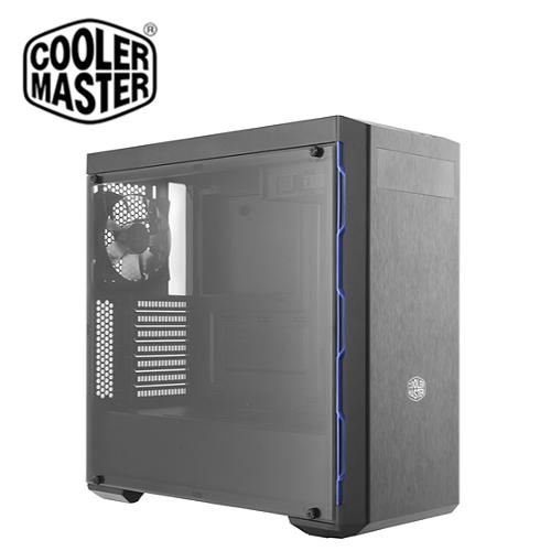 Cooler Master 酷媽 MasterBox MB600L(藍)可裝光碟機