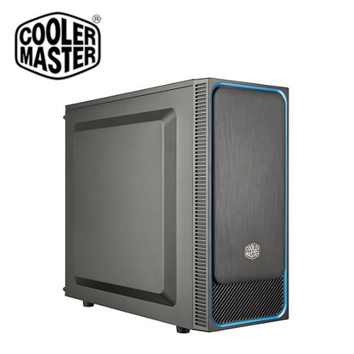 Cooler Master 酷碼 MasterBox E500L 電競機殼(藍)