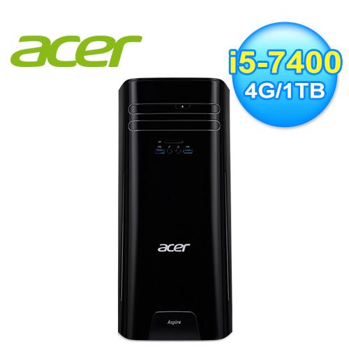【Acer 宏碁】Aspire TC-780 7代i5 獨顯桌機