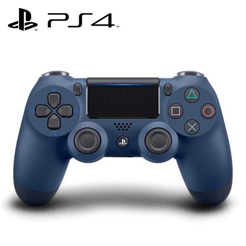 【SONY】PS4 DUALSHOCK 無線控制器 午夜藍