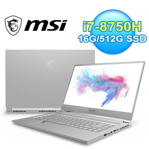 【MSI 微星】P65 8RE-023TW 15.6吋電競筆電
