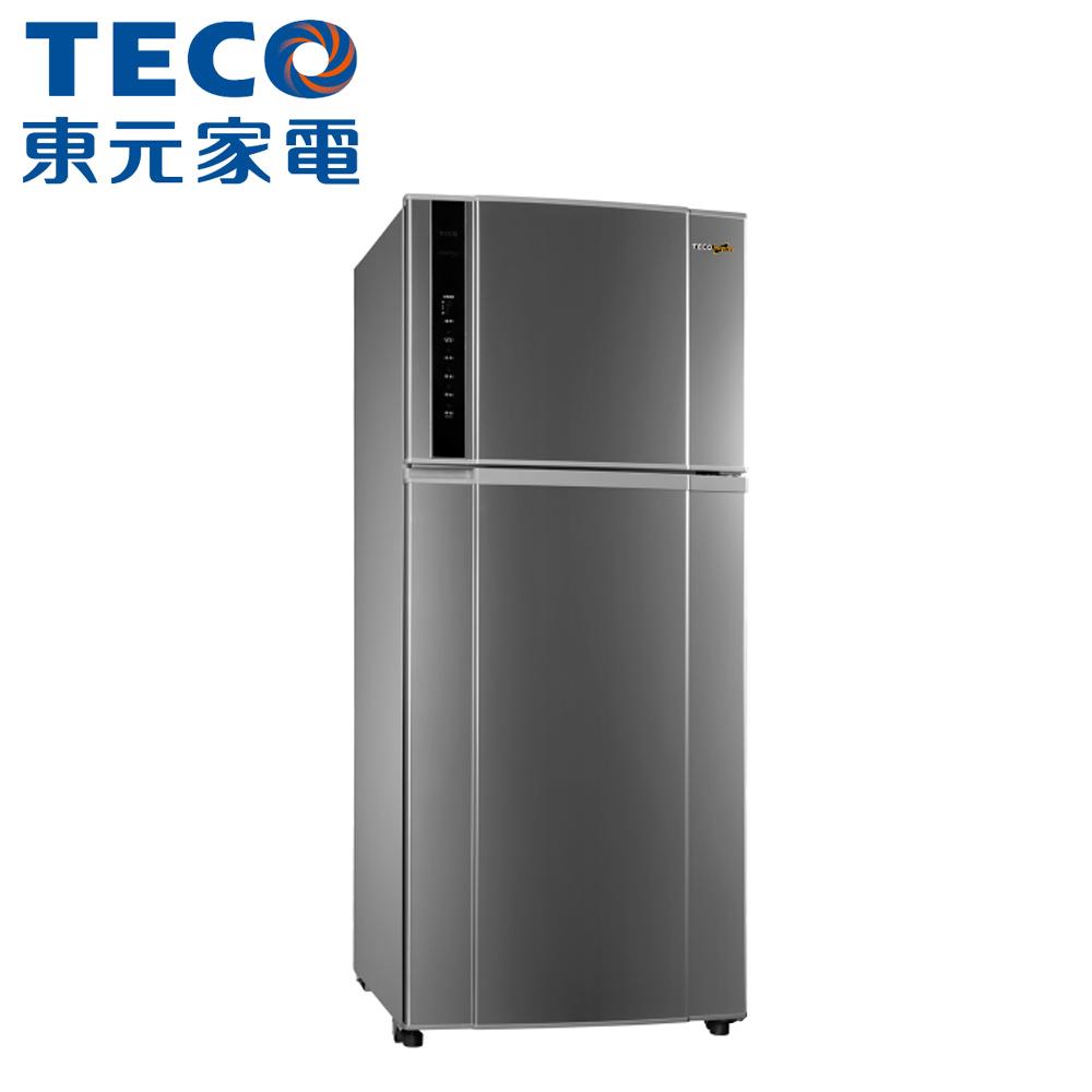 【TECO東元】508公升變頻雙門冰箱R5172XHK