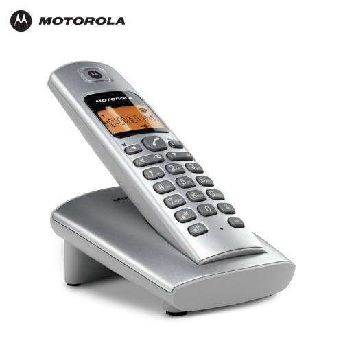 MOTOROLA 摩托羅拉 DECT 數位無線電話 D401