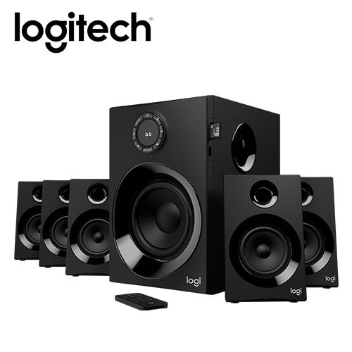 【Logitech 羅技】Z607 5.1聲道藍牙 電競喇叭