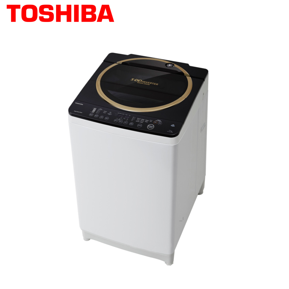 【TOSHIBA東芝】12公斤變頻直立式洗衣機AW-DME1200GG