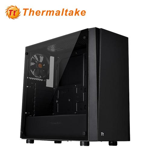 TT 曜越 Versa J21 強化玻璃水冷機殼