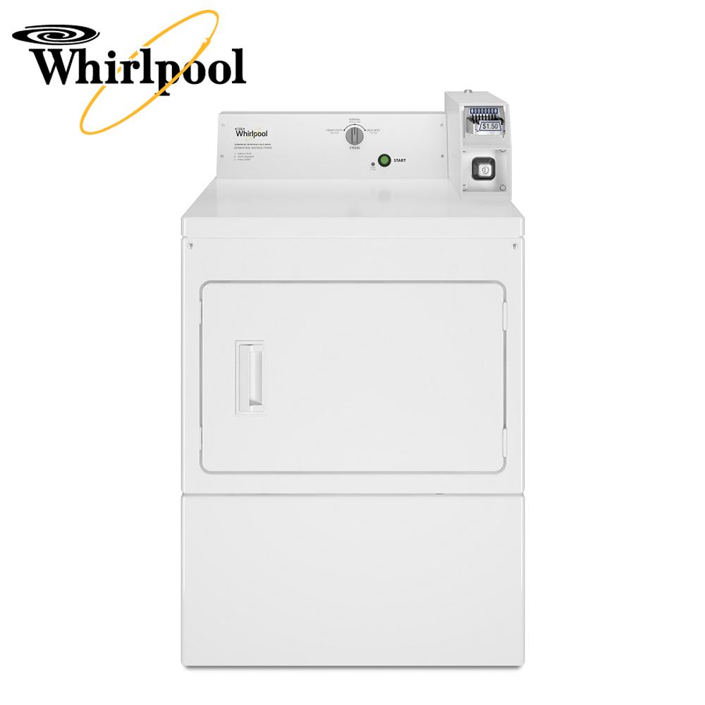 【Whirlpool惠而浦】12公斤商用投幣直立式乾衣機 CEM2765FQ