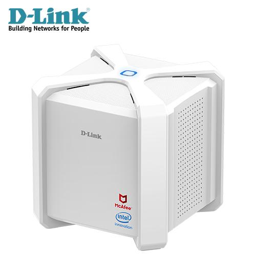【D-Link 友訊】DIR-2680 D-Fend 防禦型 AC2600 無線路由器