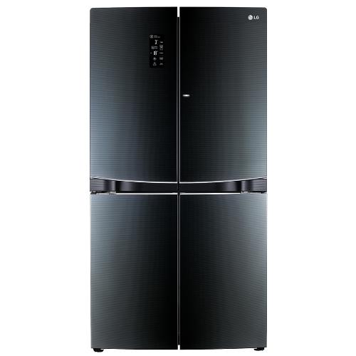 LG 870公升門中門對開冰箱GR-DBF80G