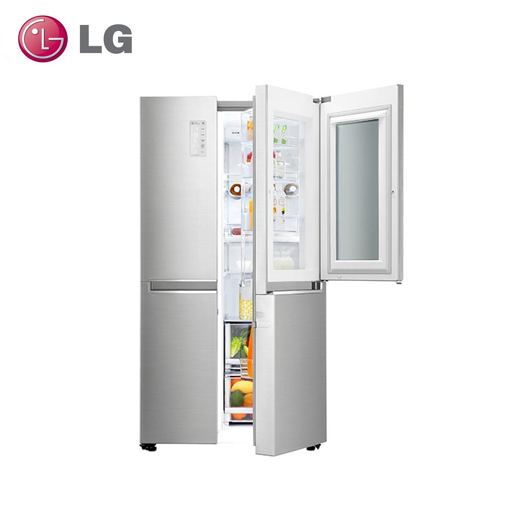 【LG樂金】820公升門中門對開冰箱GR-QL88N