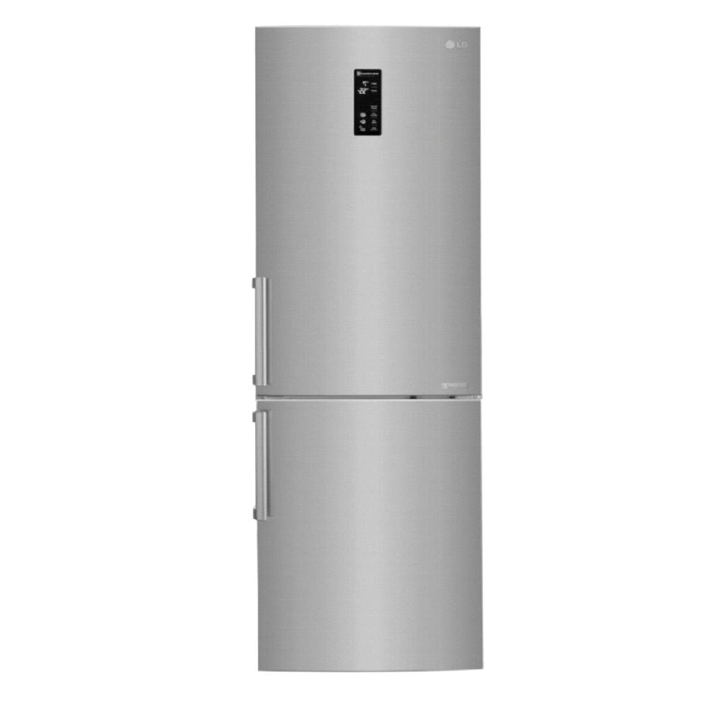 LG 350公升雙門冰箱GW-BF388SV