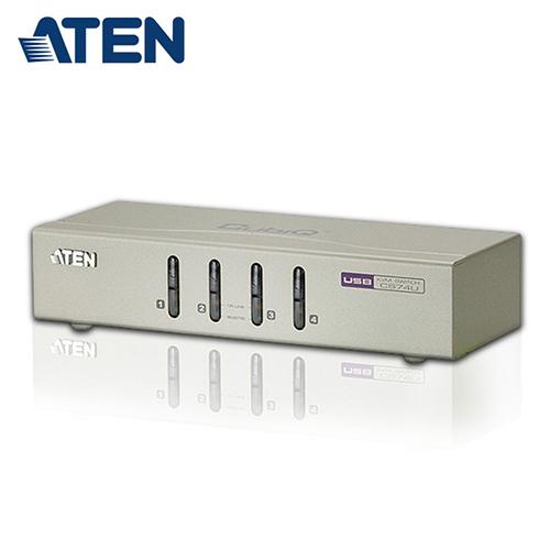 【ATEN 宏正】4埠 USB 多電腦切換器 (CS74U)