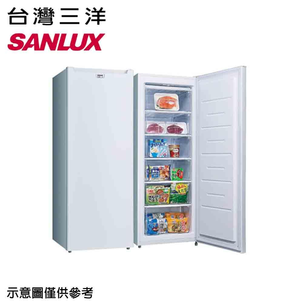 【SANLUX三洋 】181公升冷凍櫃SCR-181A