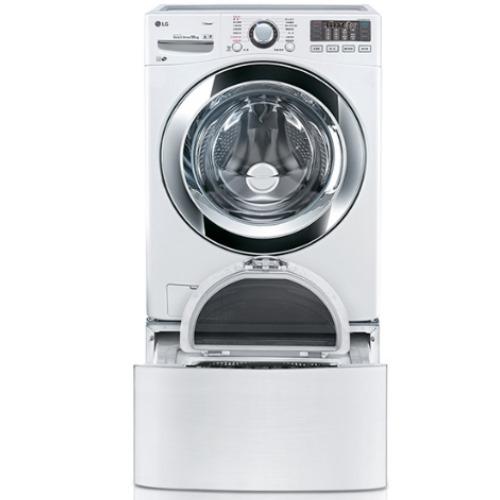 LG 滾筒無烘乾18KG+下層2.5KG洗衣機WD-S18VBW+WT-D250HW