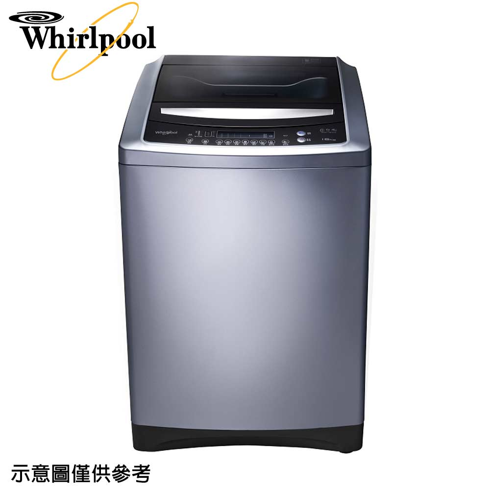 【Whirlpool惠而浦】16公斤定頻直立式洗衣機WM16GN
