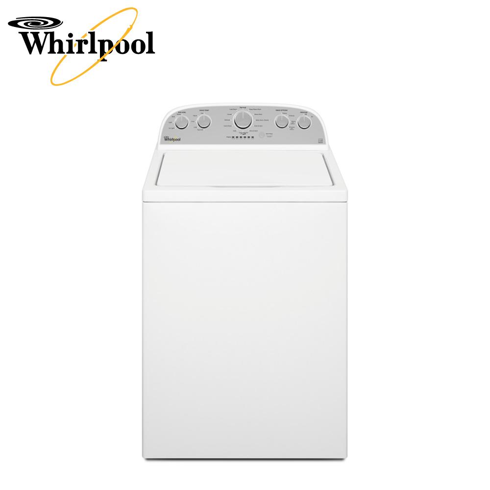 【Whirlpool惠而浦】13公斤3D尾翼短棒直立洗衣機 WTW5000DW