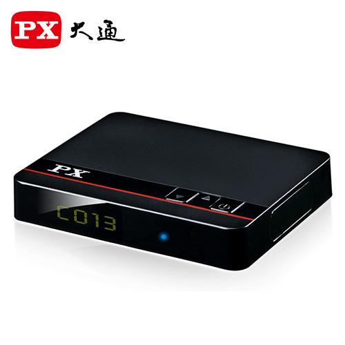 【PX大通】HD8000 高畫質數位電視接收機