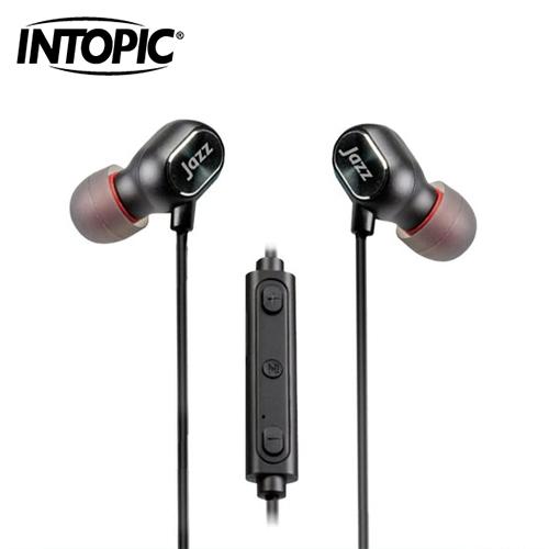 【INTOPIC 廣鼎】AptX高音質藍牙耳機(JAZZ-BT31)