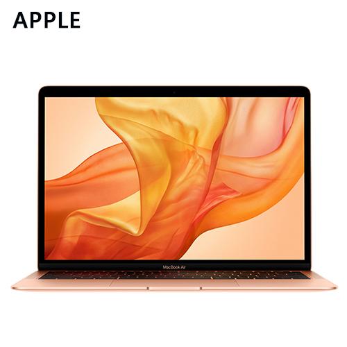 【Apple】MacBook Air 13吋筆記型電腦(MREF2TA/A)金色