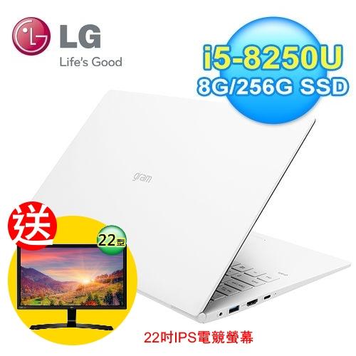 LG 樂金 Gram 15.6吋 極緻輕薄筆電 白(15Z980-G.AA53C2)