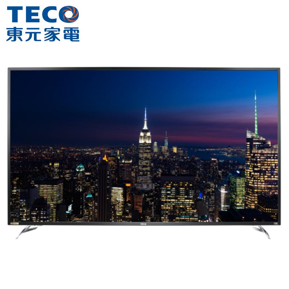 【TECO東元】65吋4K聯網液晶顯示器TL65U1TRE(含基本安裝)