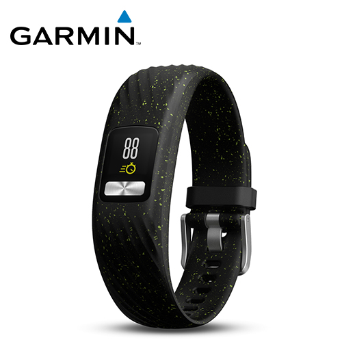 【GARMIN】Vivofit 4 健身運動手環 星空黑