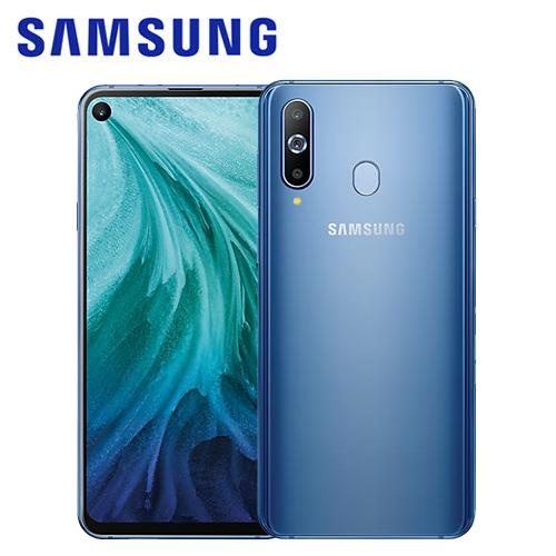 【SAMSUNG 三星】Galaxy A8s (6G / 128G) 6.4 吋 O型極窄邊框手機 / 藍
