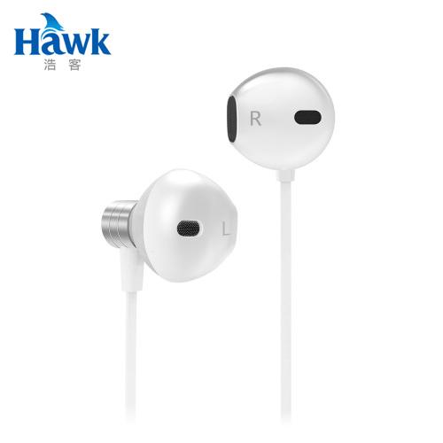 【Hawk 浩客】K250 音樂教主耳機麥克風 白色(03-HEK250)