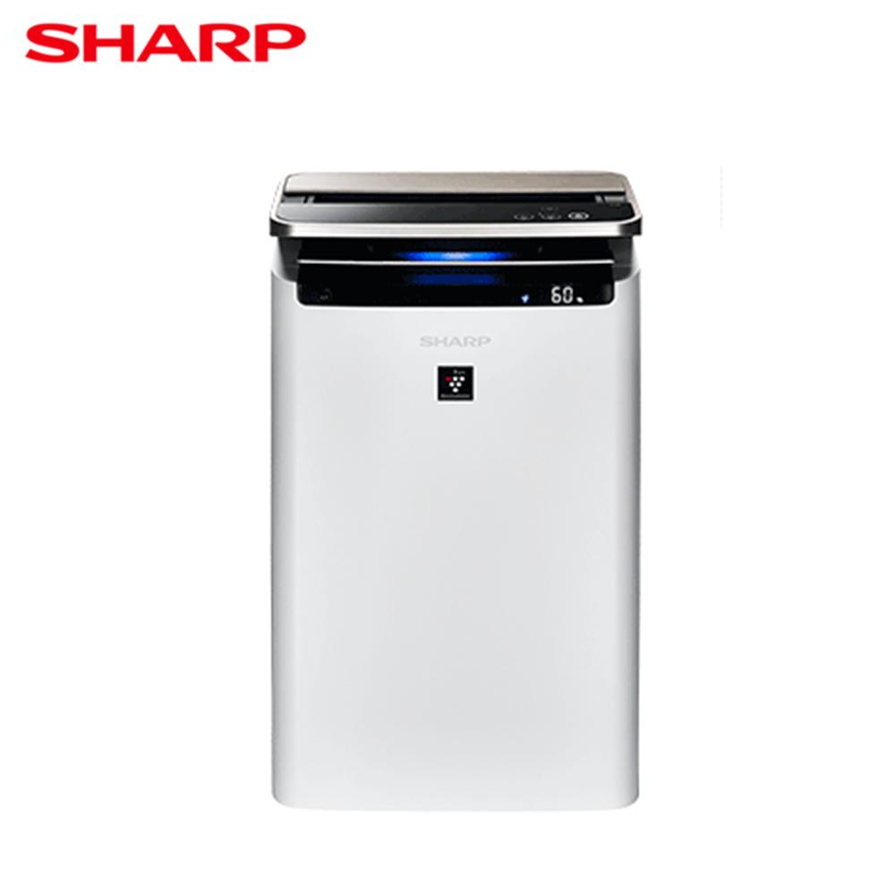【SHARP夏普】21~23坪空氣清淨機KI-J100T-W