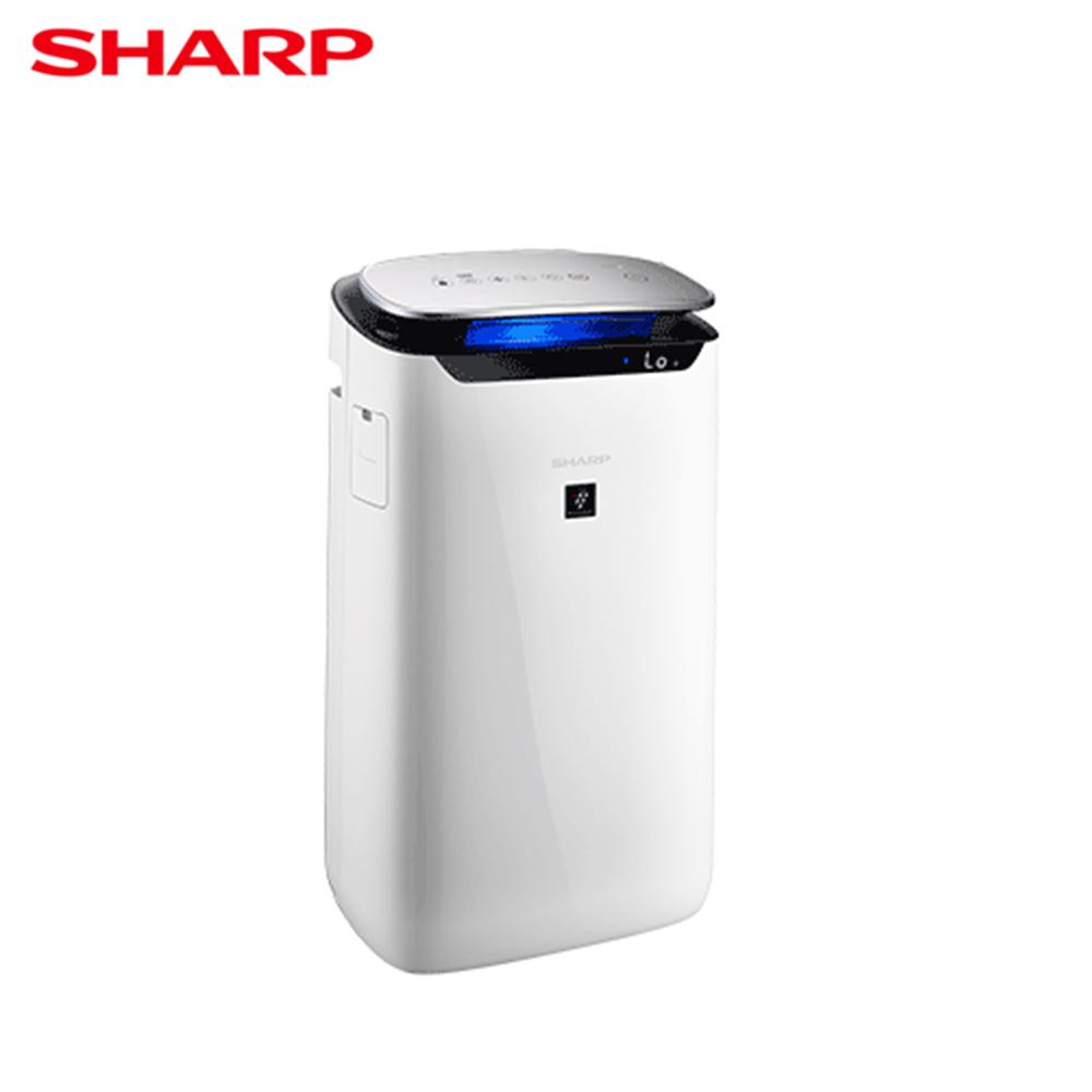 【SHARP夏普】17~19坪空氣清淨機FP-J80T-W