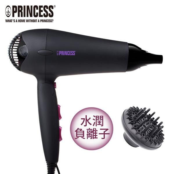 【PRINCESS|荷蘭公主】水潤負離子吹風機/黑 505019