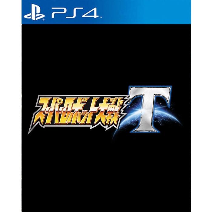 Sony PS4 遊戲片 超級機器人大戰 T 《中文版》