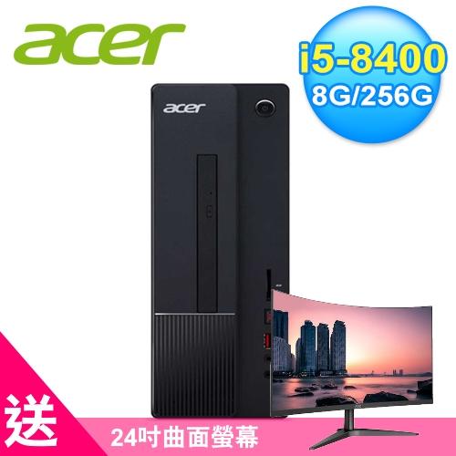 【Acer 宏碁】TC-860 I5 八代六核桌上型電腦