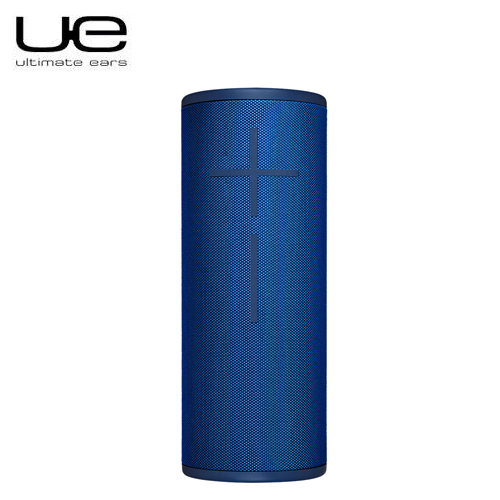 【Logitech 羅技】UE MEGABOOM3 藍芽音箱 / 湖水藍