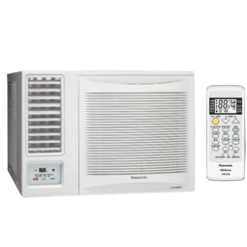 (含標準安裝)Panasonic國際牌變頻冷暖窗型冷氣11坪左吹CW-N68LHA2