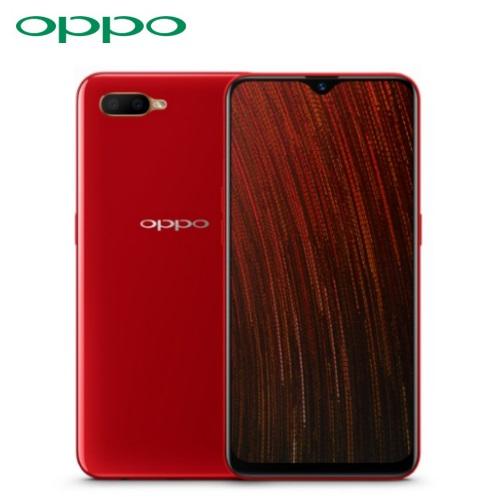 【OPPO】AX5S (3GB/64G) 6.2吋水滴螢幕智慧手機 紅色