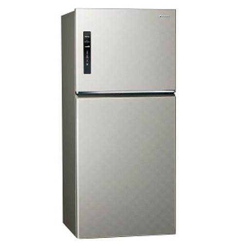 Panasonic國際牌650公升雙門變頻冰箱銀河灰NR-B659TV-S