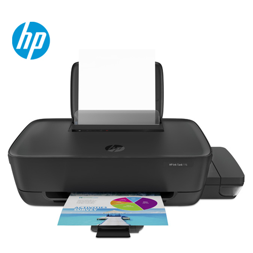 【HP 惠普】InkTank 115 相片連供印表機
