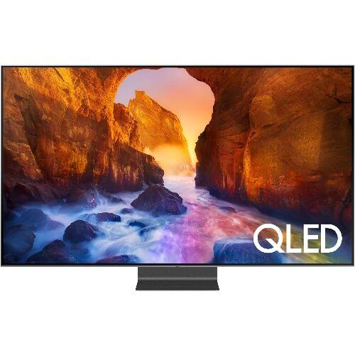 回函贈★ (含標準安裝)三星65吋QLED電視 QA65Q90RAWXZW