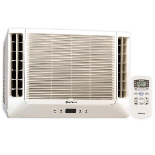 (含標準安裝)日立定頻窗型冷氣3坪雙吹RA-22WK