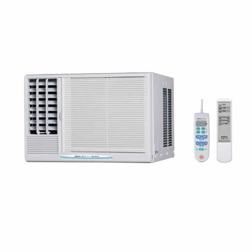 (含標準安裝)台灣三洋SANLUX定頻窗型冷氣5坪SA-L36FEA左吹