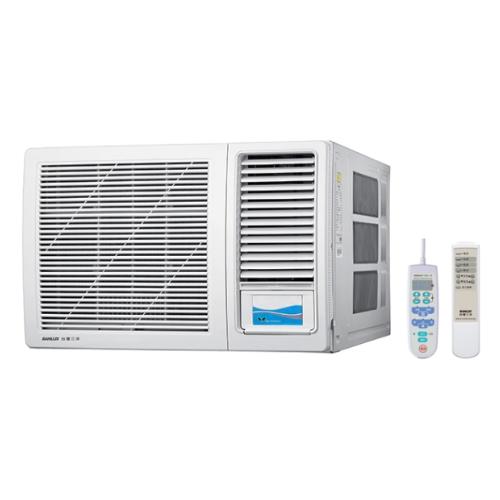 (含標準安裝)台灣三洋SANLUX定頻窗型冷氣11坪SA-R72G右吹